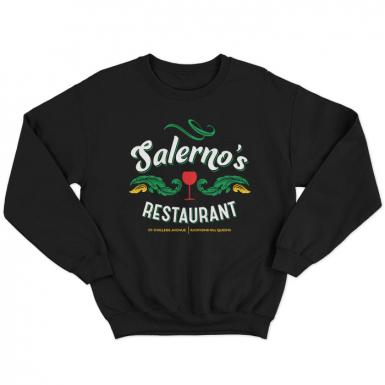 Salerno's Restaurant Unisex Sweatshirt