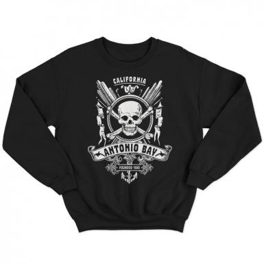 Antonio Bay Unisex Sweatshirt