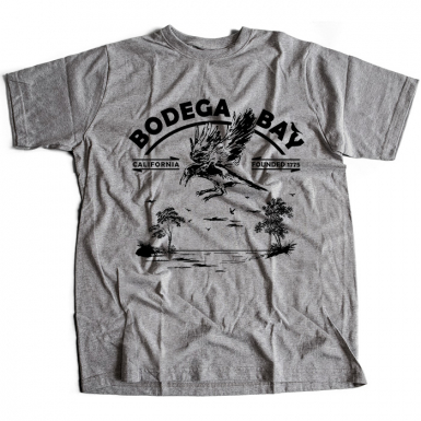 Bodega Bay Mens T-shirt