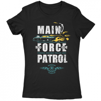 MFP Main Force Patrol Womens T-shirt