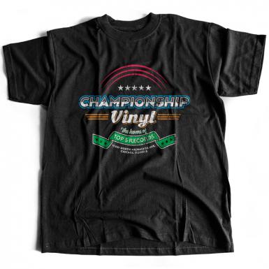 Championship Vinyl Mens T-shirt