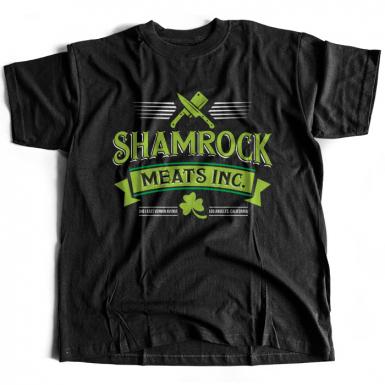 Shamrock Meat Inc Mens T-shirt