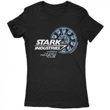 Stark Industries Womens T-shirt
