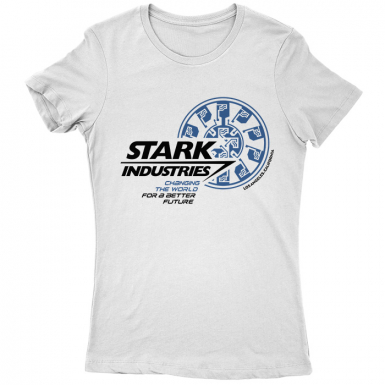 Stark Industries Womens T-shirt