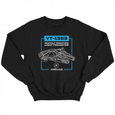 YT-1300 Unisex Sweatshirt