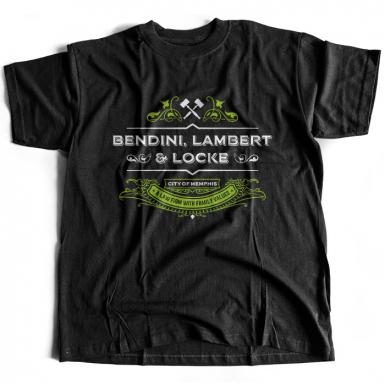 Bendini, Lambert & Locke Mens T-shirt