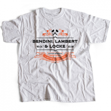 Bendini, Lambert & Locke Mens T-shirt