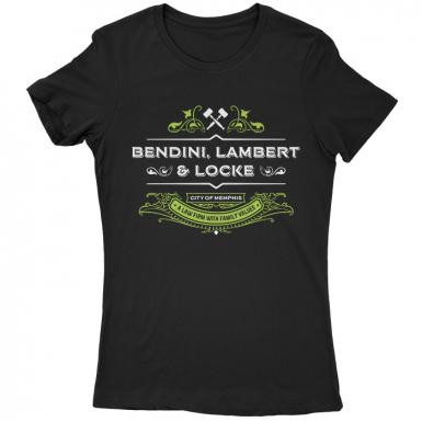 Bendini, Lambert & Locke Womens T-shirt