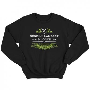 Bendini, Lambert & Locke Unisex Sweatshirt