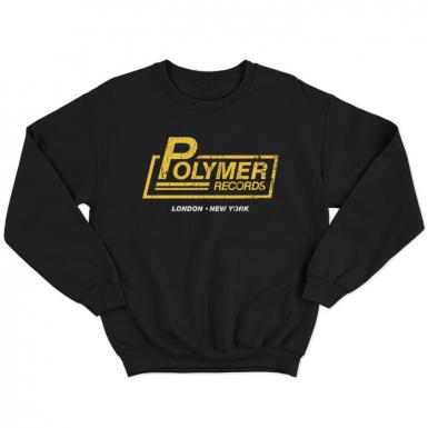 Polymer Records Unisex Sweatshirt