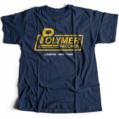 Polymer Records Mens T-shirt