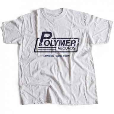 Polymer Records Mens T-shirt