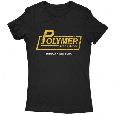 Polymer Records Womens T-shirt