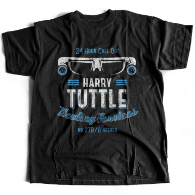 Tuttle Heating Services Mens T-shirt