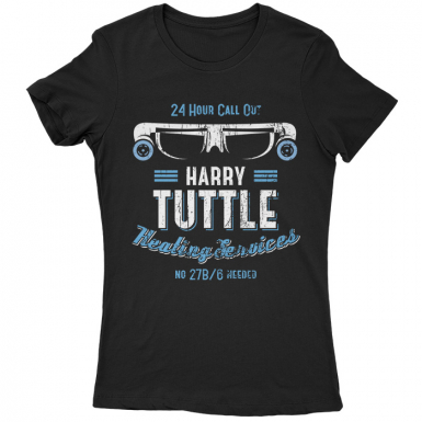 Tuttle Heating Services Womens T-shirt