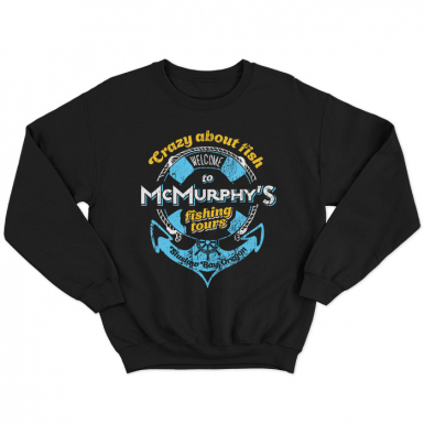 McMurphy Fishing Unisex Sweatshirt