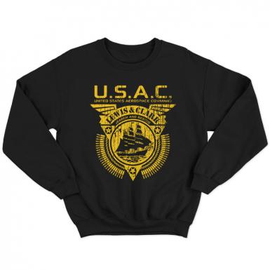 USAC Lewis & Clark Unisex Sweatshirt
