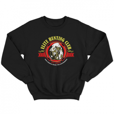 Elite Hunting Club Unisex Sweatshirt