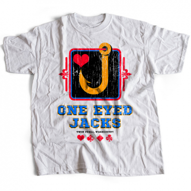 One Eyed Jacks Mens T-shirt