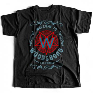 Woodsboro Mens T-shirt