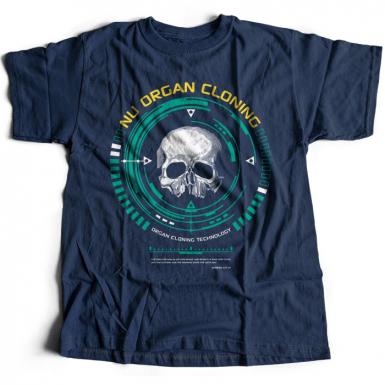 Nu Organ Cloning Mens T-shirt
