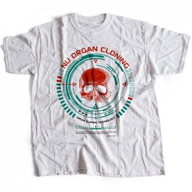 Nu Organ Cloning Mens T-shirt