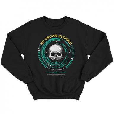 Nu Organ Cloning Unisex Sweatshirt
