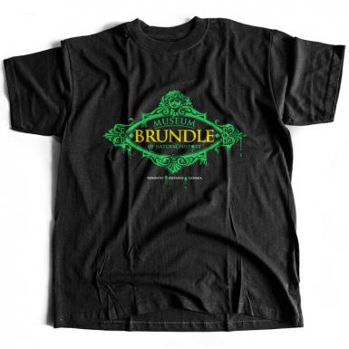 Brundle Museum Mens T-shirt