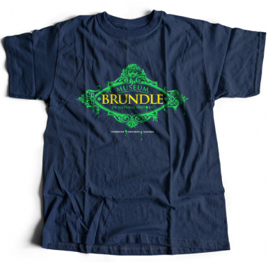 Brundle Museum Mens T-shirt