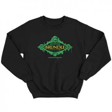 Brundle Museum Unisex Sweatshirt