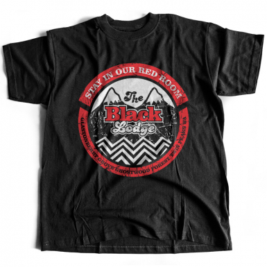 The Black Lodge Mens T-shirt