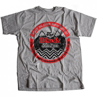 The Black Lodge Mens T-shirt