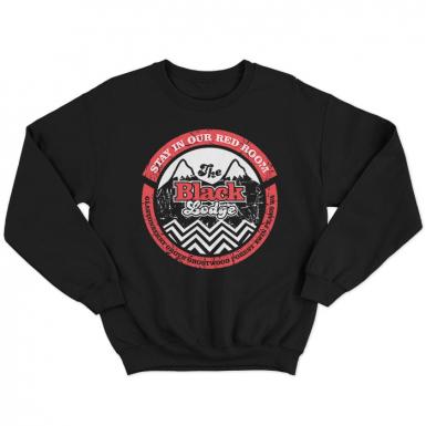 The Black Lodge Unisex Sweatshirt