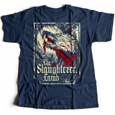 The Slaughtered Lamb Mens T-shirt