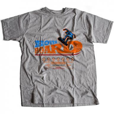 Hoverboard Mens T-shirt