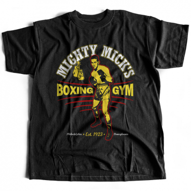 Mighty Mick's Gym Mens T-shirt
