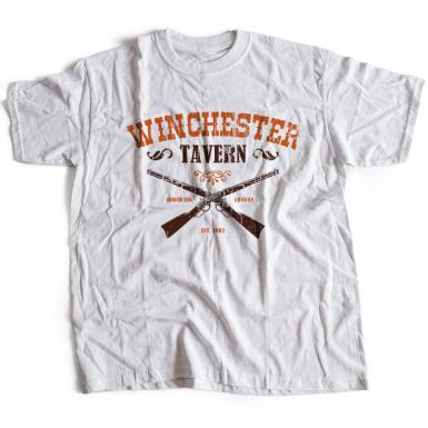 Winchester Tavern Mens T-shirt
