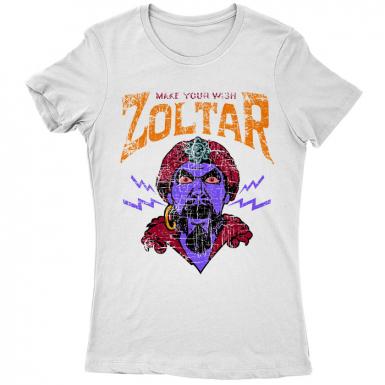 Zoltar Speaks Womens T-shirt