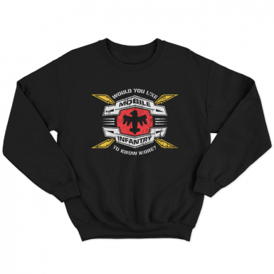 Mobile Infantry Unisex Sweatshirt