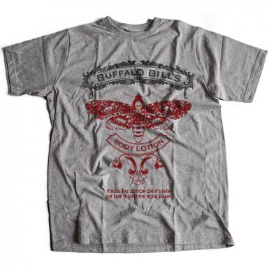 Buffalo Bill's Body Lotion Mens T-shirt