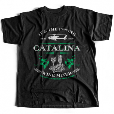 Catalina Wine Mixer Mens T-shirt