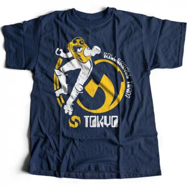 Tokyo Rollerball Mens T-shirt