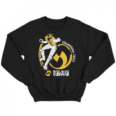 Tokyo Rollerball Unisex Sweatshirt