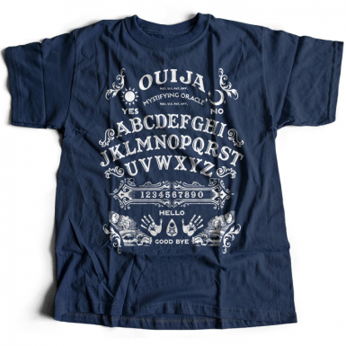 Ouija Board Mens T-shirt