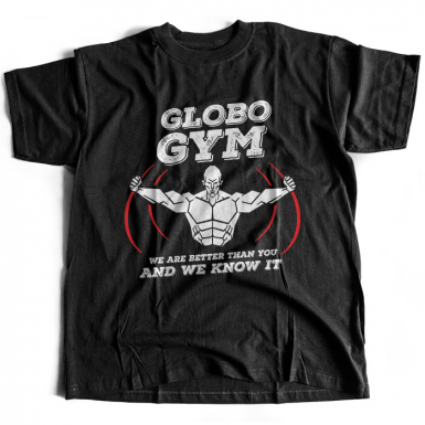 Globo Gym Mens T-shirt
