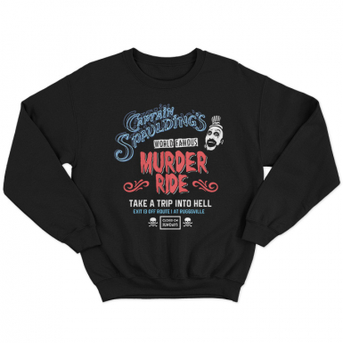 Captain Spaulding Unisex Sweatshirt