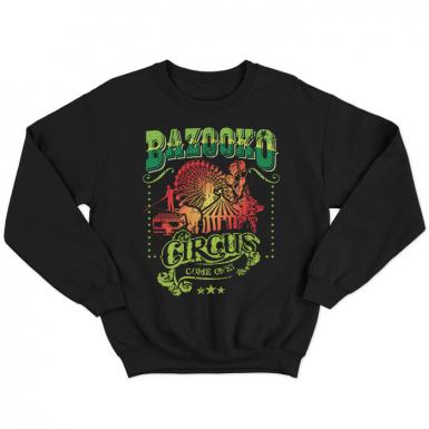 Bazooko's Circus Unisex Sweatshirt
