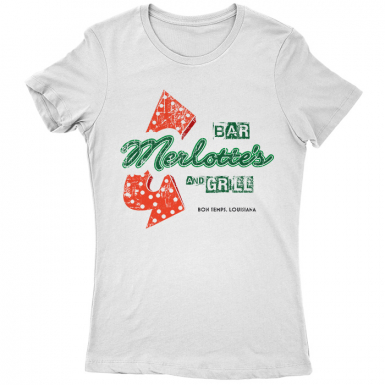 Merlotte's Bar Womens T-shirt