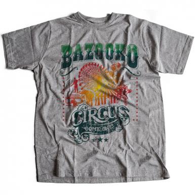 Bazooko's Circus Mens T-shirt