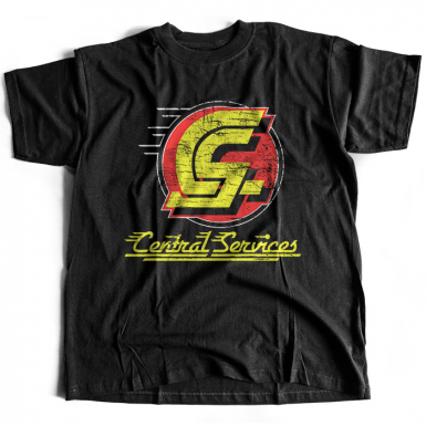 Central Services Mens T-shirt